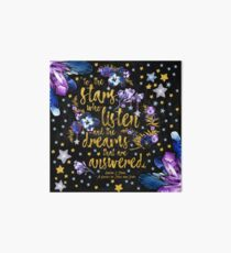 ACOMAF - To the Stars Art Board