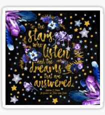 ACOMAF - To the Stars Sticker