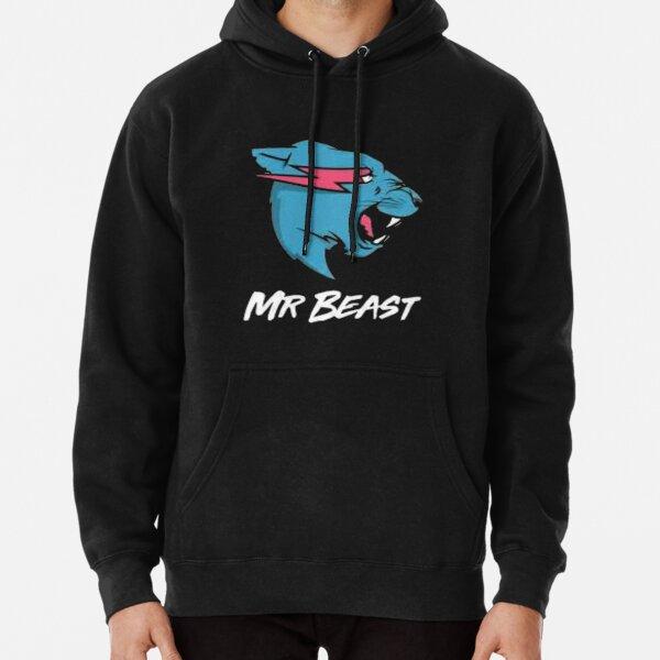 Mrbeast, beast,love mrbeast,love beast  Pullover Hoodie