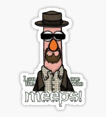 I am the one who meeps! Sticker