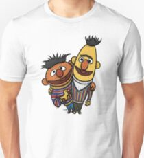 Bert And Ernie Unisex T-Shirt