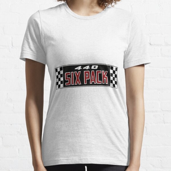 440 Six Pack Design Essential T-Shirt