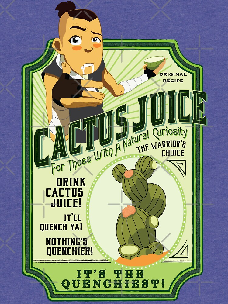 Drink Cactus Juice by fwick