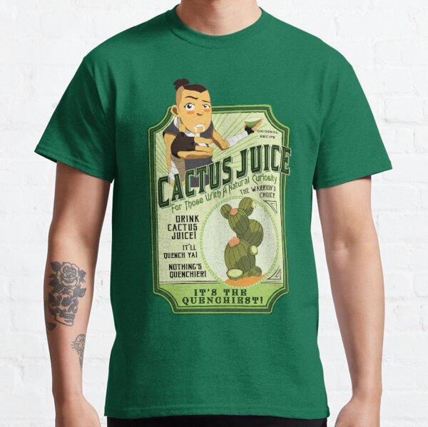 Boire du jus de cactus T-shirt classique