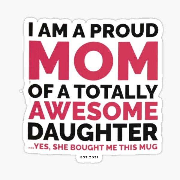 Mom Mug - Mom Coffee Mug - Mom Nutrition Facts Mug - Gift For Mom - Mother Gift - Mothers Day Mug - Mothers Day Gift -Mothers Day Coffee Mug Sticker