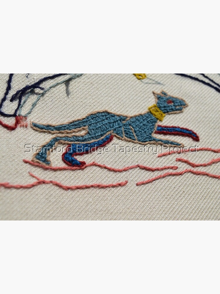 Running hound by SBTapestry