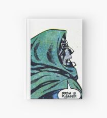 MF DOOM Hardcover Journal