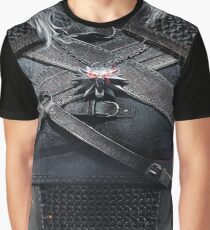 Witcher: Geralt Armor Graphic T-Shirt