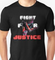 Overjustice -Fight for Justice!!!- Space patrol Luluco T-Shirt