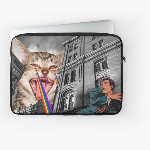 THE CAT STRIKES BACK Laptop Sleeve