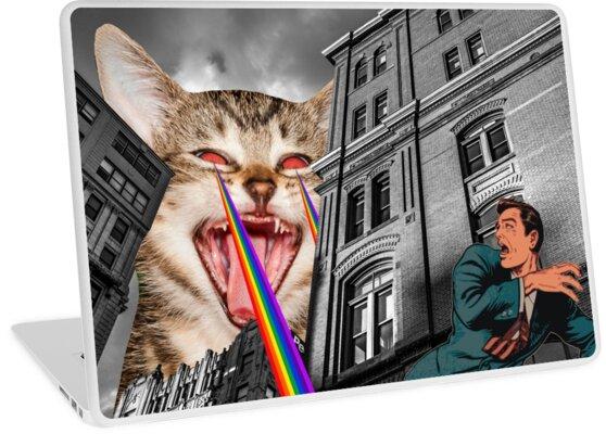 THE CAT STRIKES BACK by GloriaSanchez