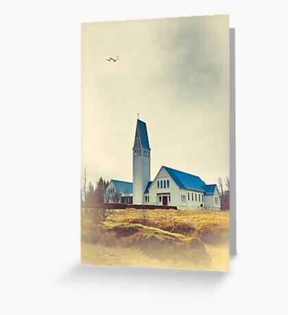Christian Church Greeting Card