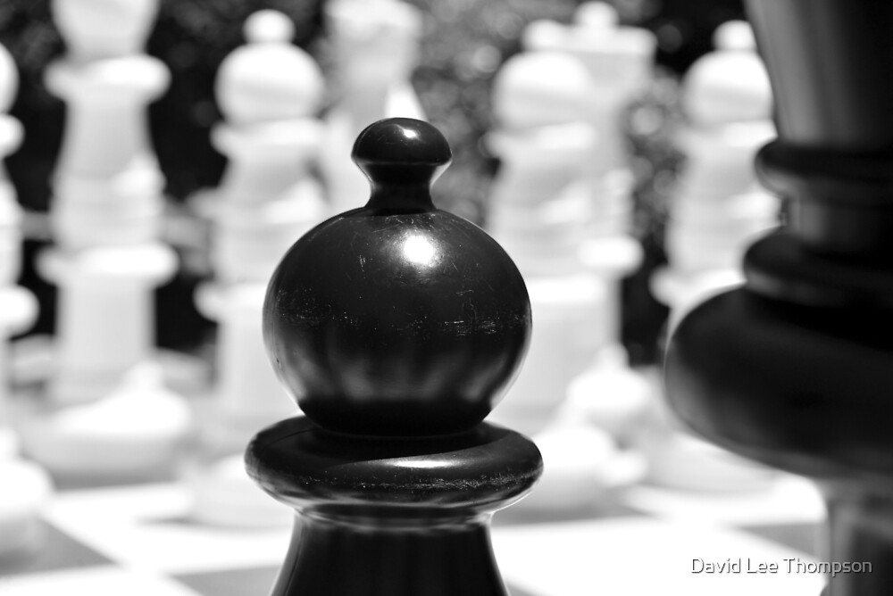 Chess by David Lee Thompson