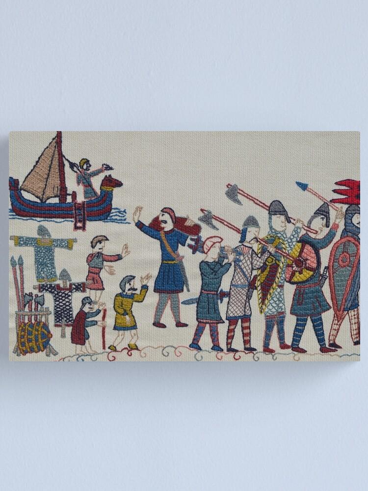 Alternate view of Leaving for Stamford Bridge Canvas Print