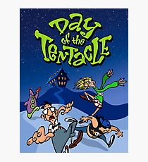 Day Of The Tentacle Photographic Print