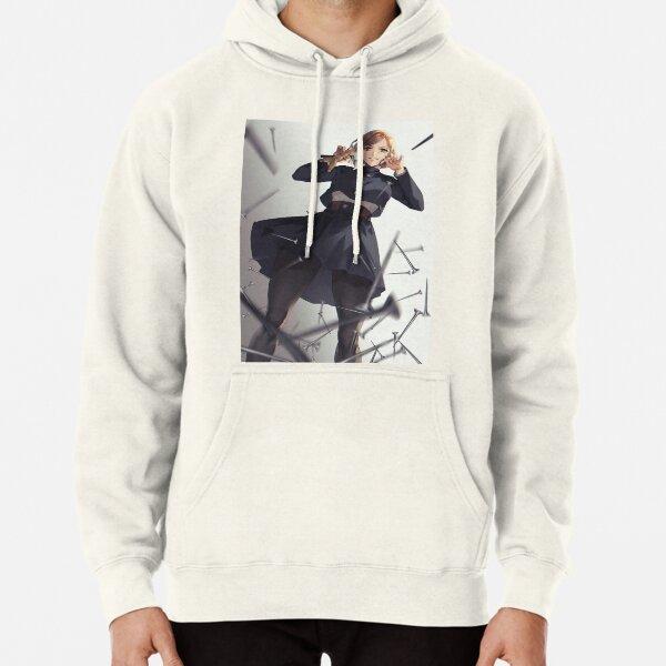 Details about  /Jujutsu Kaisen Kugisaki Nobara Cosplay Hoodie 3D Printed Pullover Sweatshirt