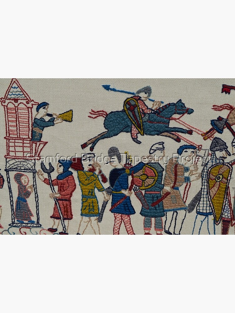 Riders and walkers by SBTapestry