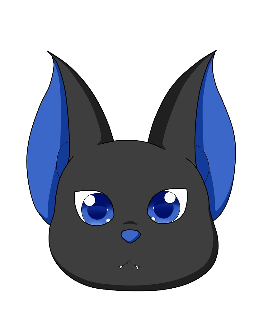 Chibi Bat  by animecat33