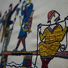 Fisherman by Stamford Bridge Tapestry Project
