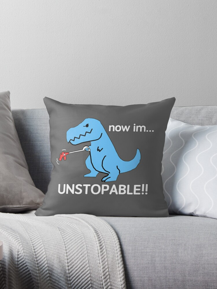 Unstopable Dino by Bitxle