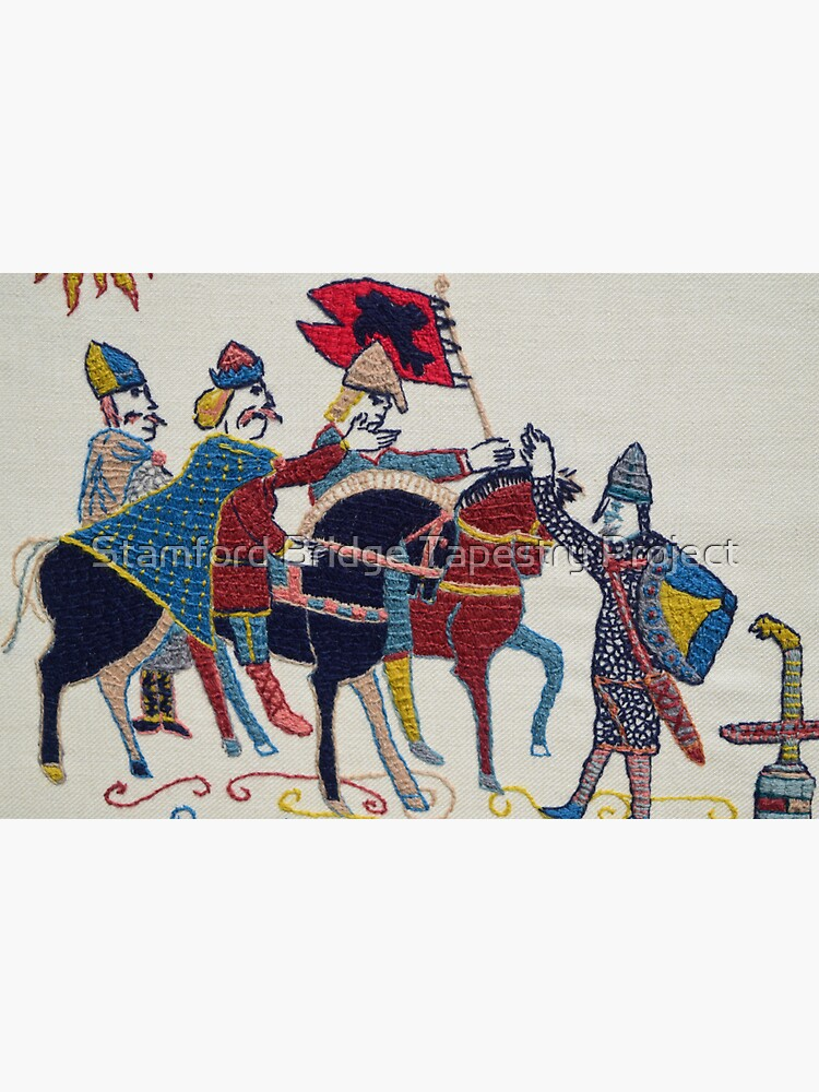 Harald advances by SBTapestry
