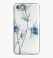 Sea Holly iPhone Case/Skin