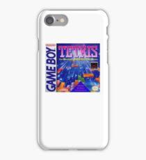 TETRIS! iPhone Case/Skin