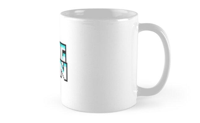 Flagman Logo Mug by betaproductions