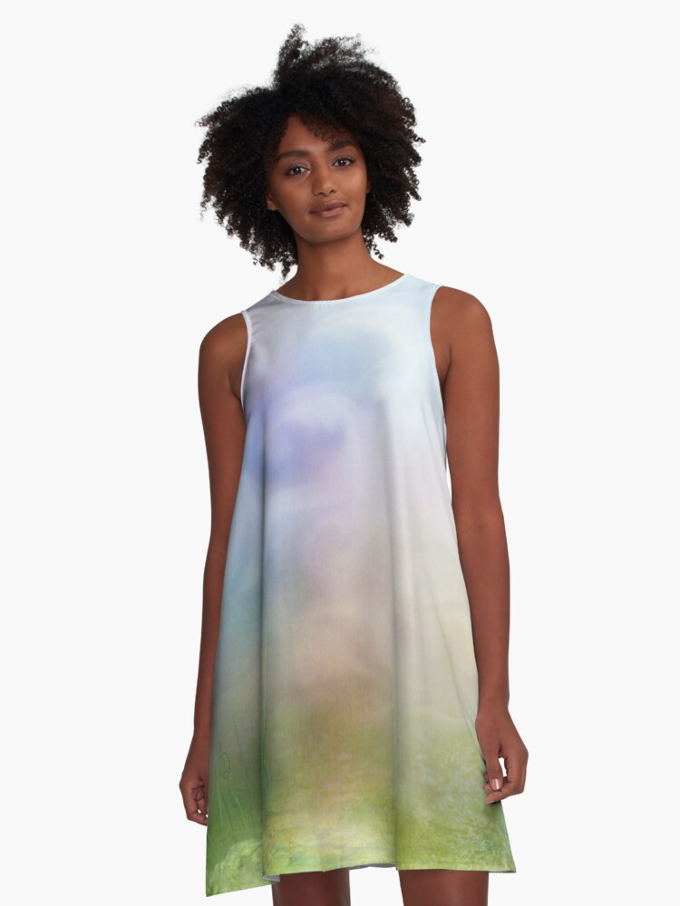 Fairy Land A-Line Dress Front