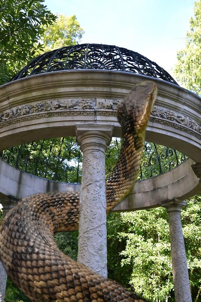 Surrealism Snake by lyssa-xoxo