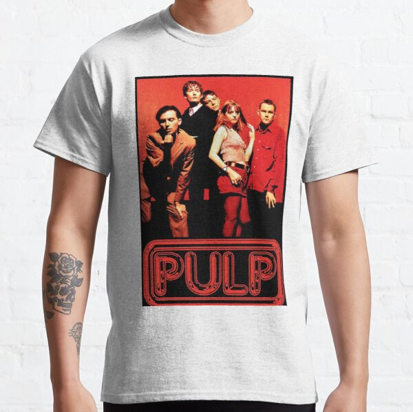 PULP - BAND Poster Classic T-Shirt
