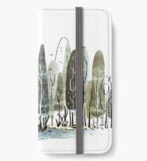 Walden iPhone Wallet/Case/Skin