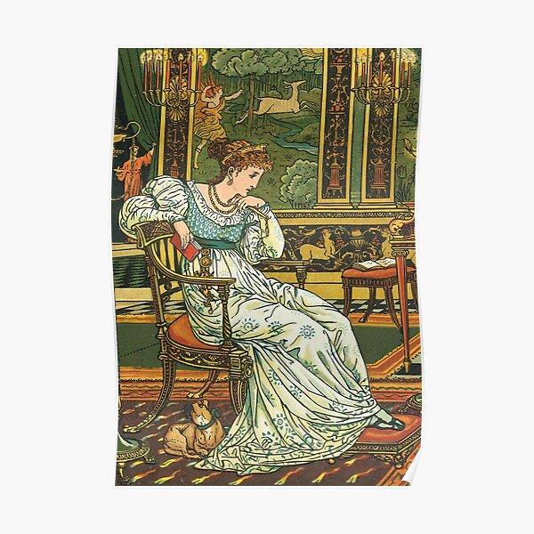 Walter Crane  British artist (1845-1915) Poster