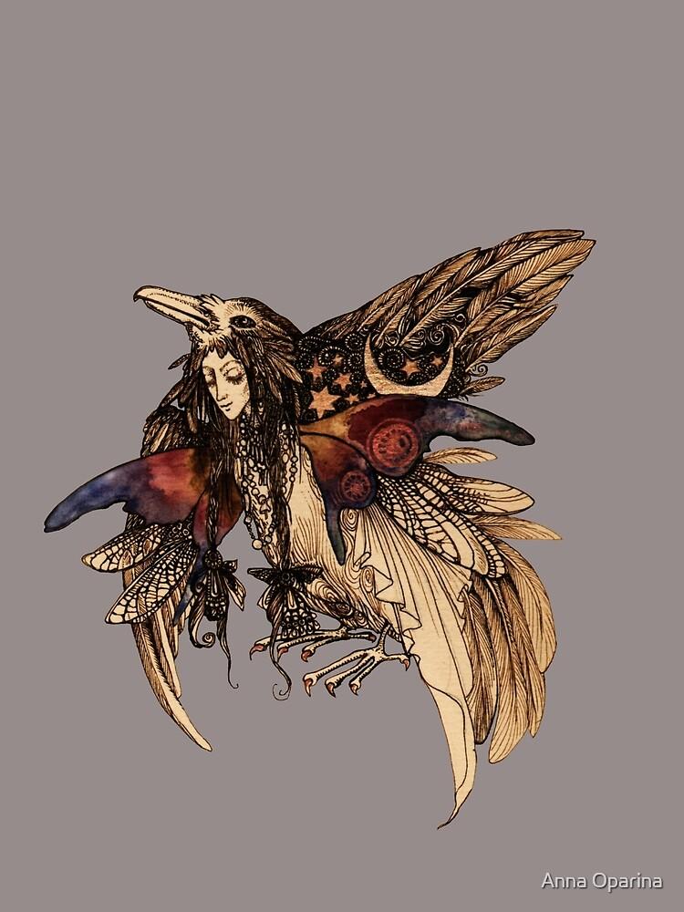Magic Bird by Oparina