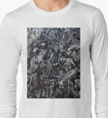 Nightmare Vision Long Sleeve T-Shirt