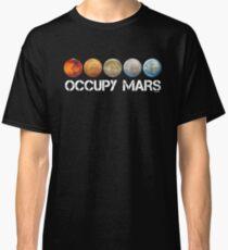 Occupy Mars Terraform Classic T-Shirt