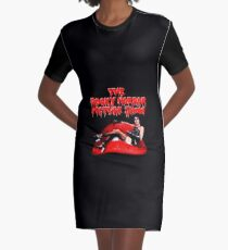 The Rocky Horror Picture Show Graphic T-Shirt Dress