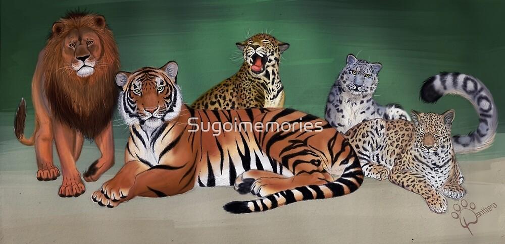 Panthera by Sugoimemories