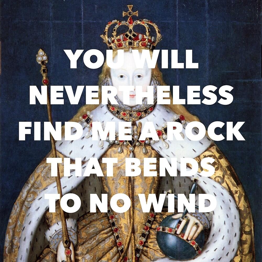Boss Ladies: Queen Elizabeth I by Lydia Huth