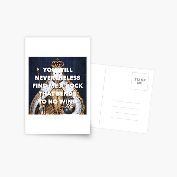 Boss Ladies: Queen Elizabeth I Postcard