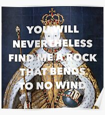 Boss Ladies: Queen Elizabeth I Poster