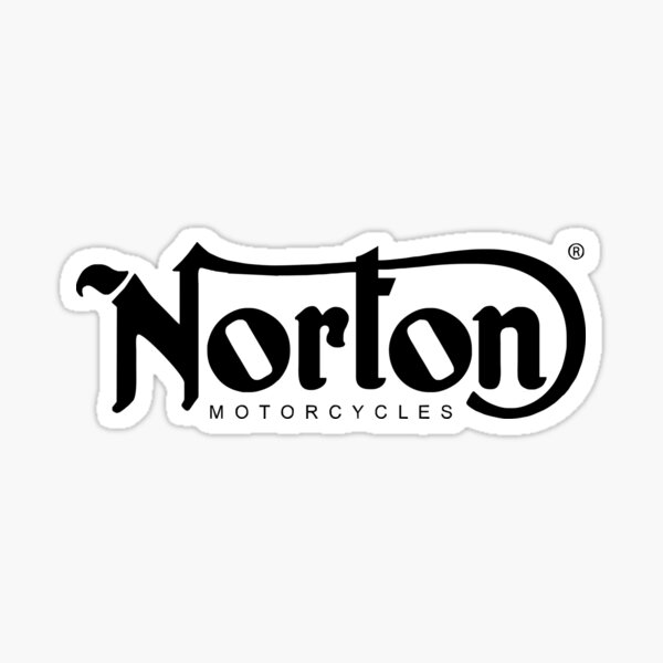 Norton Pegatina
