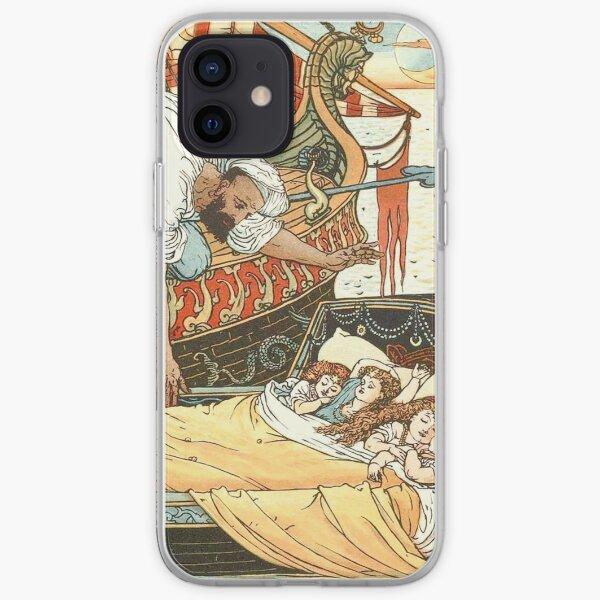 Walter Crane  British artist (1845-1915) iPhone Soft Case