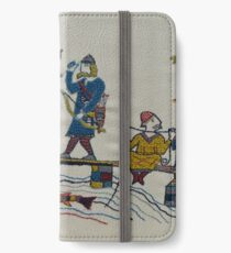 On the bridge iPhone Wallet/Case/Skin