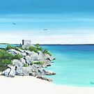 Tulum, Mexico by Matthew Campbell