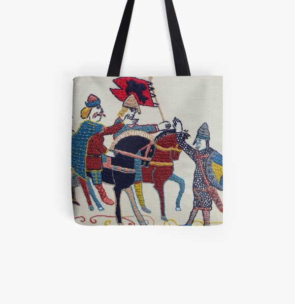 Harald advances All Over Print Tote Bag