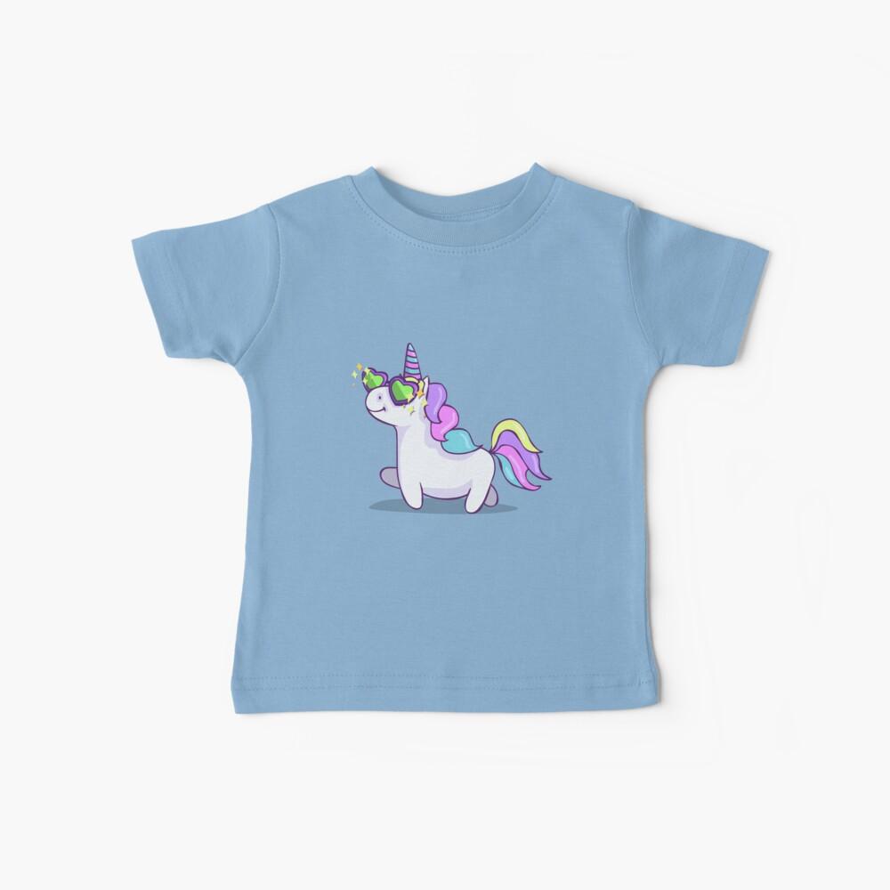 Fabulous Unicorn Baby T-Shirt