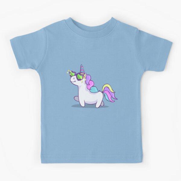 Fabulous Unicorn Kids T-Shirt