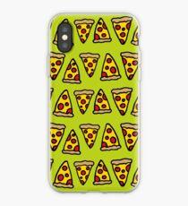 Pop Punk Pizza iPhone Case