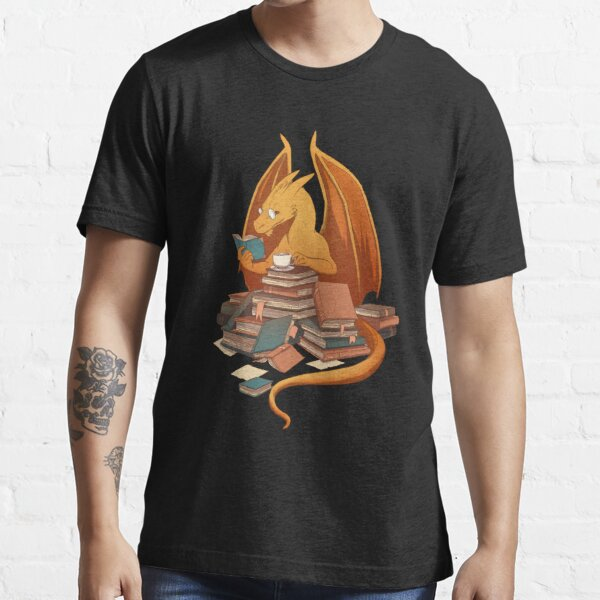 Die Horde des Bibliothekars Essential T-Shirt